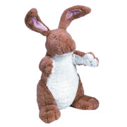 Large Poseable Nutbrown Hare