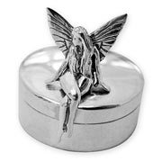 Silver Tooth Fairy Pot