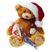 Christmas Sweetie Bear