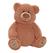 Gund iCalled Recorded Message Bear