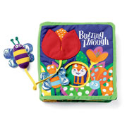 Buzzing Through Activity Book by Manhattan Toy