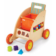 Stow and Go Activity Cart