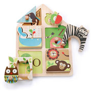 Alphabet Zoo Match and Play Puzzle by Skip Hop