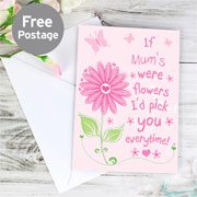 Personalised Id Pick You Card Free Delivery