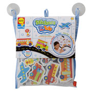 Beep Beep - Stickers for the Tub Bath Toy