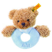 Steiff Sleep Well Grip Toy - Blue