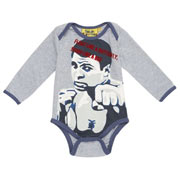 Muhammad Ali Baby Grow (0-6, 6-12 or 12-18 Months)