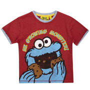 Me Growing Monster T Shirt (3 to 4 years)