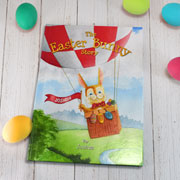 Personalised 'The Easter Bunny' Story Book