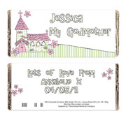 Personalised Godmother Chocolate Bar - Free Delivery