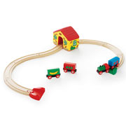Brio My First Railway Set