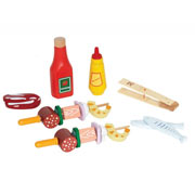Hape BBQ Accessories - ShishKebab