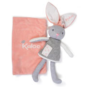 Kaloo Zen - Rabbit in Coral Pocket