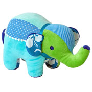 Mix Match Elephant - Blue by Happy Horse