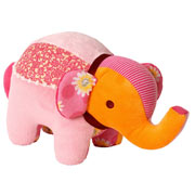 Mix Match Elephant - Pink by Happy Horse