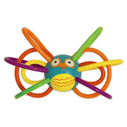 Zoo Winkels Owl Activity Toy by Manhattan Toy