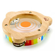 Early Melodies Tambourine by Hape