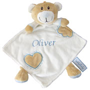 Personalised Blankie Bear