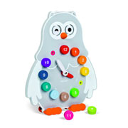 Owly Clock from Janod
