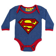 Superman Babygrow (6 to 12 months)