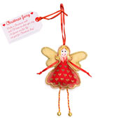 Fair Trade Christmas Fairy