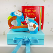 Puppy Love Personalised Gift Set