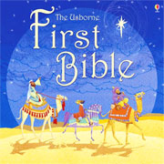 Usborne First Bible Hardback