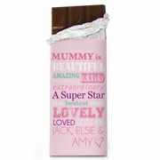 Personalised She Is... Chocolate Bar - Free Delivery
