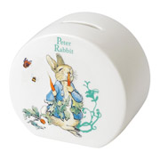 Peter Rabbit Money Bank