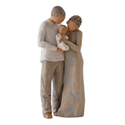 Willow Tree We are Three Figurine