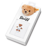 Steiff Sleep Well Bear Gift Set - Boy