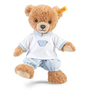 Steiff Sleep Well Bear Blue Teddy
