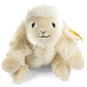 Steiff Little Floppy Linda Lamb Soft Toy 16cm