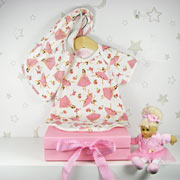 Personalised Ballerina Gift Set