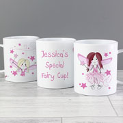 Drop Proof Personalised Fairy Name Cup