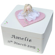 First Holy Communion Trinket Box