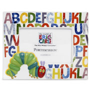 The Very Hungry Caterpillar ABC Photo Frame