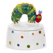 The Very Hungry Caterpillar Trinket Box