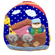 Medium Noah's Ark Backpack