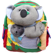 Large Koala Backpack