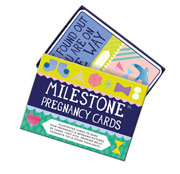Milestone Pregnancy Cards
