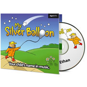 Personalised Music CD