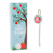 'For A Great Teacher' Bookmark