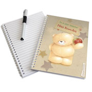 Forever Friends Personalised Teacher Notebook