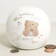 Personalised Forever Friends Money Box