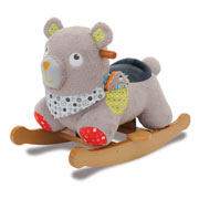 Baby Bear Infant Rocker by Little Bird Told Me