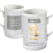 Personalised Forever Friends Pageboy Mug