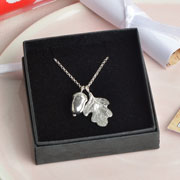 From Little Acorns…Pewter Pendant by Glover & Smith