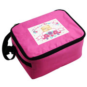 Forever Friends Girl's Personalised Lunch Bag