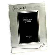 Juliana Silver Plated Godchild Frame